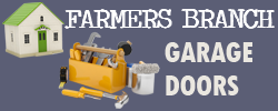 Farmers Branch TX Garage Doors logo